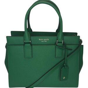 Kate Spade Cameron Medium Satchel Crossbody Bag